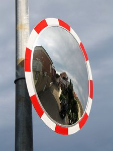 traffic mirror: none