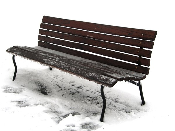 frozen bench: none