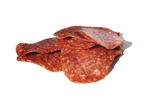 sliced salami 2: none