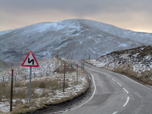 Scottish Glens 1: recent pics of Glenshee, scotland