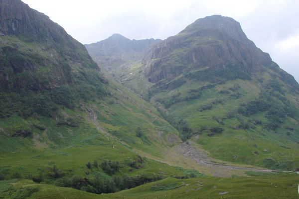 Glen Coe: Views of Glen Coe Scotland