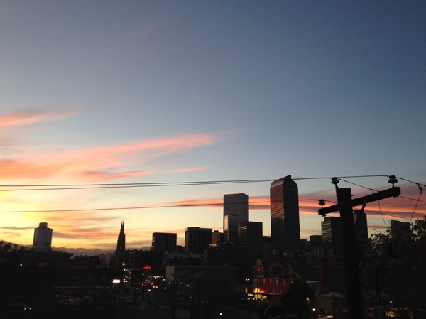 Denver Mile High City:
