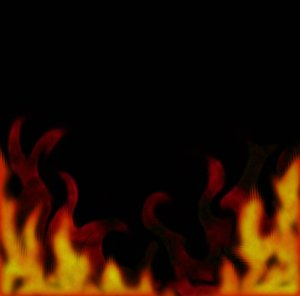 Fire frame: visit my site ozaidesigns.com for more of my free illustrations!A flaming fire frame. **If you download this for online use, please send me a link!!