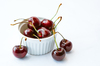 Fresh Cherries 3: Photo of fresh cherries