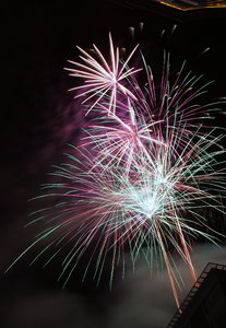 Fireworks Display 2: Fireworks display
