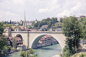 Bern cityscape 7: Photo of city of Bern in Switzerland