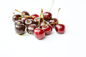 Fresh Cherries 6: Photo of fresh cherries