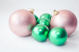 Christmas Baubles 25: Photo of christmas baubles
