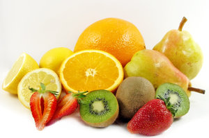 Fresh Fruit: Fresh assorted fruit
