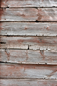 Wood wall texture: Part of a wall of an old wooden cabin in Norway