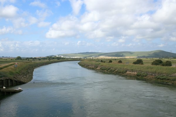 Sussex River: A river in East Sussex, England.