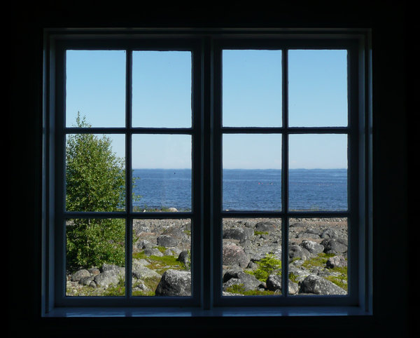Seaview II: View from a small chapel.