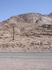 Mount Sinai area: Mountains in the desert. Sinai, Egypt.