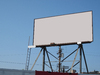 Billboard spot: A place for billboard. Los Angeles.