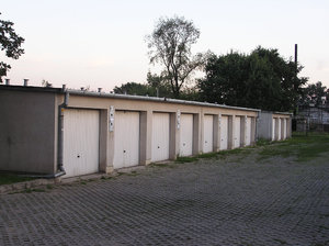 Garages: A chain of garages in Poland.Please mail me if you found it useful. Just to let me know!I would be extremely happy to see the final work even if you think it is nothing special! For me it is (and for my portfolio)!