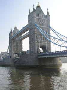 Tower Bridge: A famous bridge in London