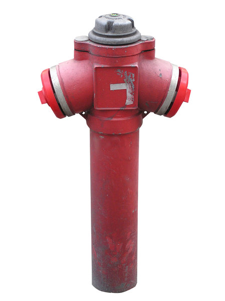 Hydrant: Just a hydrant. Red one from Poland.