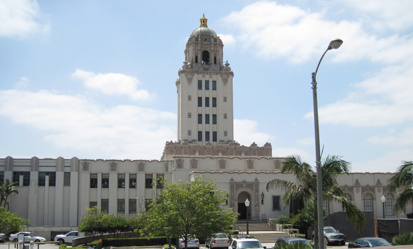 Town Hall: A City Hall in Beverly Hills, California.