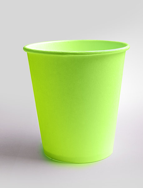 paper cup: No description