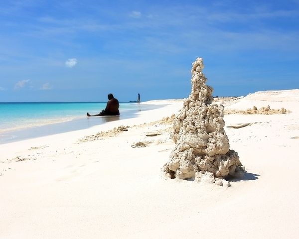 Cayo Largo del Sur beach: The file designed to be Windows desctop wallpaper at 1280*1024 resolution