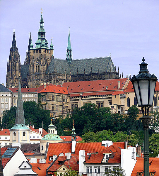 Prague Castle: No description