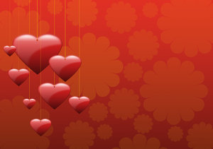 Valentine's day design: Full resolution image  (5315x3747 px.) you can download from http://www.stockxpert.com