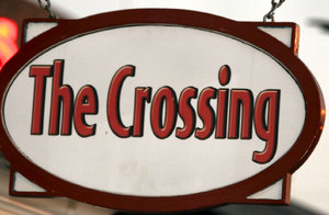 Crossing Sign: The Crossing