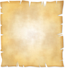 Aged Parchment Paper: Digitally created aged and ripped parchment paper which can be used as a background for creating a poster. Just add your own images and text.