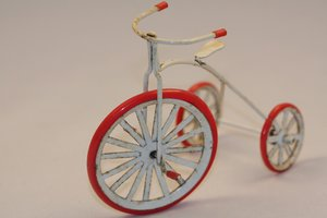 Tricycle miniature 2: Tricycles
