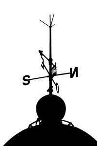 Weather vane: Weather vane