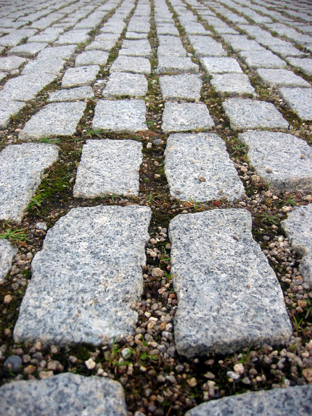 Cobble 3: Cobbled Pavement