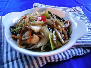Chinese Vegetables 2: Chinese Vegetables