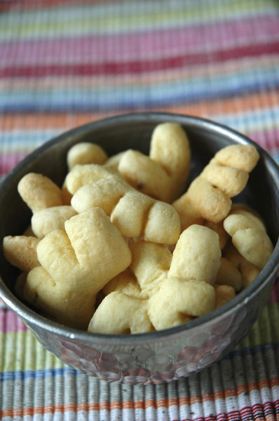 Anise biscuits: Anise biscuits
