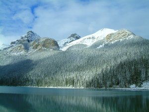 Lake Louise 3: Some other photos I took when I was on vacation in Lake Louise last October(Lake Louise series)