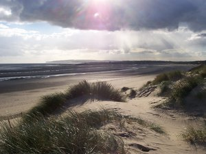 Camber Sands, East Sussex: