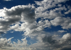 Clouds 1: Various Cloud formations