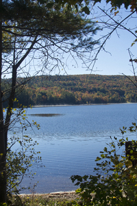 Adirondack lake: a lake in upstate NY, Adirondacks