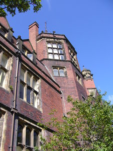 Newcastle University, Armstron: The campus of Newcastle University in the centre of Newcastle upon Tyne