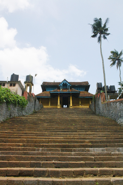 Temple: Kerala old style