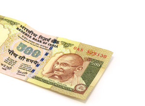 Indian Currency 1: Rs. 500 in India. Worth about $11 roughly.Please vote & CommentIf used somewhere pls. be kind enough to drop a mail at sundeep209@yahoo.com