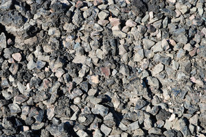 Construction Waste: Construction waste, crushed asphalt texture.Many thanks to H. Walfridsson and colleagues at RGS90 for giving me access to the disposal area.Link to my other waste photos:http://www.sxc.hu/browse. ..