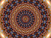stretch rubber mandala: abstract backgrounds, textures, patterns, kaleidoscopic patterns, circles, shapes and  perspectives from altering and manipulating images