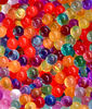multicolored bubble balls2: multiple small multicolored gel balls