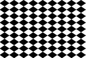 black and white diamonds: abstract backgrounds, textures, patterns, geometric patterns, shapes and  perspectives from altering and manipulating image