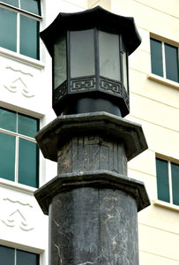 Chinese street lamp-post: Chinese style street light