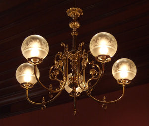 chandeliers 2: a variety of indoor chandeliers