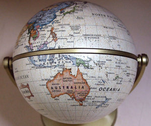old world Australia: