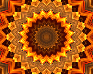 radiating starsun: abstract backgrounds, textures, patterns, geometric patterns, kaleidoscopic patterns, circles, shapes and  perspectives from altering and manipulating image
