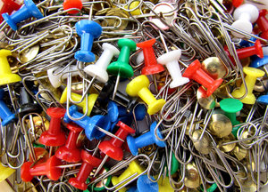 stuck in the office2: office stationery fasteners