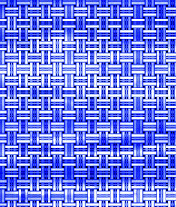 blue variations lattice weave: abstract backgrounds, textures, patterns, geometric patterns, shapes and perspectives from altering and manipulating images